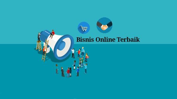 Bisnis Online Terbaik Modal Hp Saja