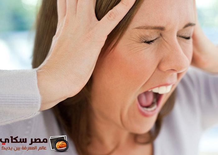 الفرق بين الصداع النصفي والصداع النفساني بالصوروالفيديو Migraine