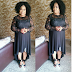Actress Sola Sobowale stuns in black