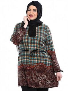 Baju Muslim Trend 2018 Untuk Orang Gemuk