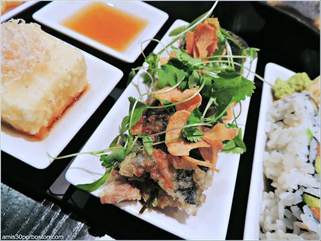 Menú de Almuerzo en Oishii, Boston