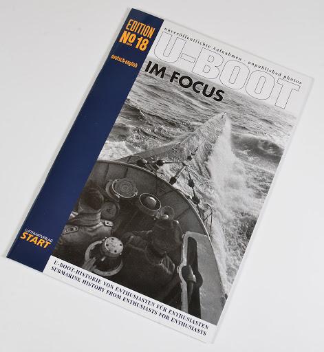 Read n' Reviewed: Uboot Im Focus #18 from Luftfahrtverlag-Start