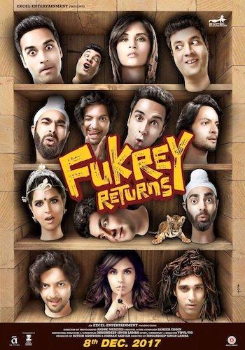 Fukrey Returns 2017 Teaser Trailer Download