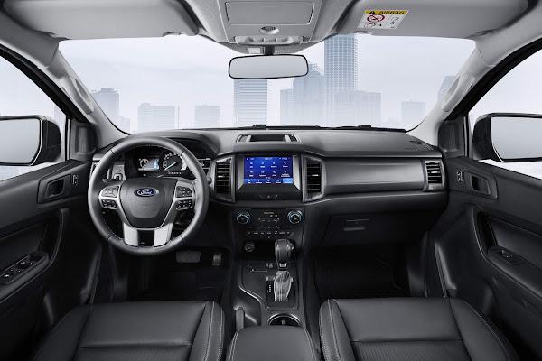 Nova Ford Ranger Black chega ao Brasil em 2020 - fotos