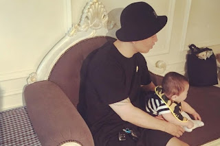 Who is Kang Gary's Son   Let's See about Kang Gary's Junior