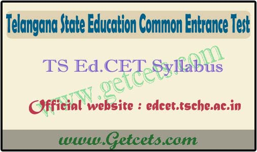 TS Edcet 2021 syllabus in telugu for mathematics social science