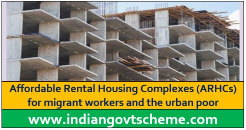 Affordable Rental Housing Complexes ARHC