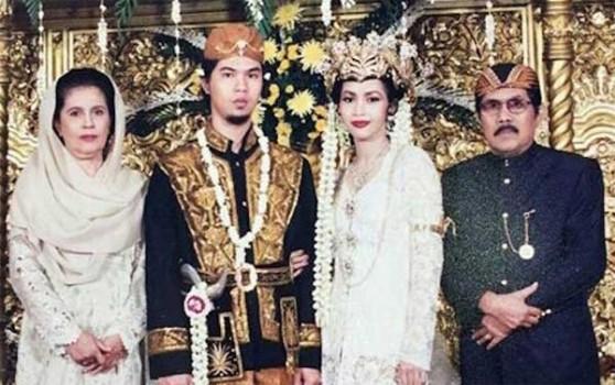 Dhani Unggah Foto Pernikahannya dengan Maia Pecahkan Rekor Likes Instagram