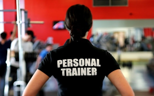 different types of personal trainers