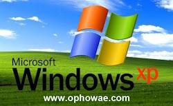 Cara Melakukan Installasi Windows XP