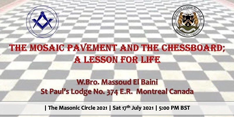 'The Mosaic Pavement and the Chessboard'