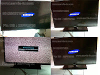 Service LED TV Samsung