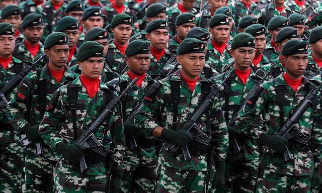 Prajurit TNI dari Kodam I Bukit Barisan Siap Bergerak ke Natuna