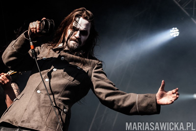 Sauna Open Air 2013 Tampere Ratina Stadium Finntroll