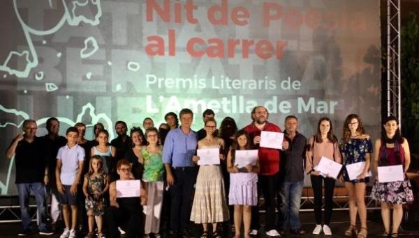 Nit de Poesia al carrer 2017