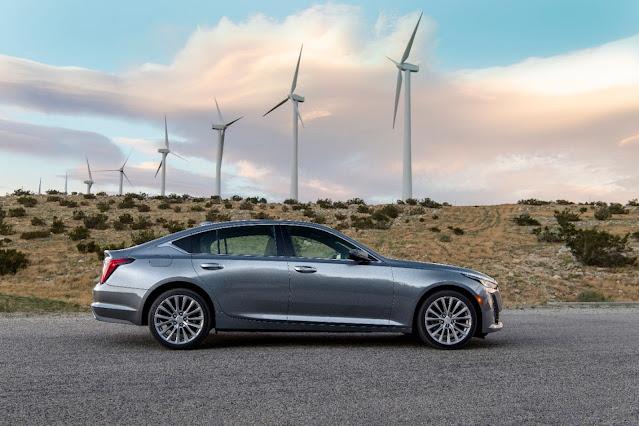 2021 Cadillac CT5 Review