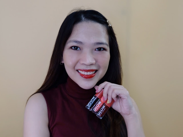 A photo of Cathy Doll Glow Gel Tint Review by Nikki Tiu of askmewhats.com