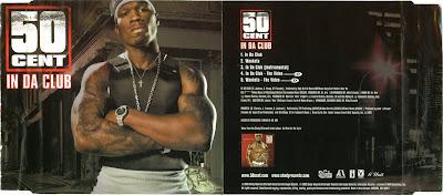 Promo, Import, Retail CD Singles & Albums: 50 Cent - In Da ...