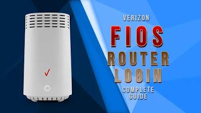 Fios Router Login