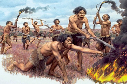 Perkembangan Budaya Pra-Aksara di Indonesia Lengkap dengan Penjelasannya :  Zaman Palaeolithikum, Mesolithikum, Neolithikum, Megalithikum, Zaman Logam