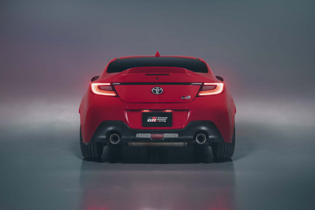 2022 Toyota 86 Preview