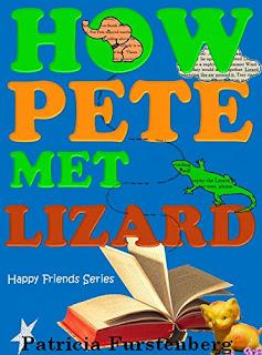 How Pete Met Lizard book cover
