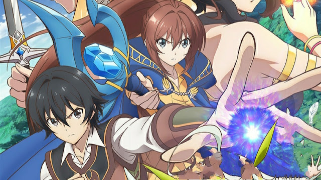 Isekai Cheat Magician Release Date, New Visual Release