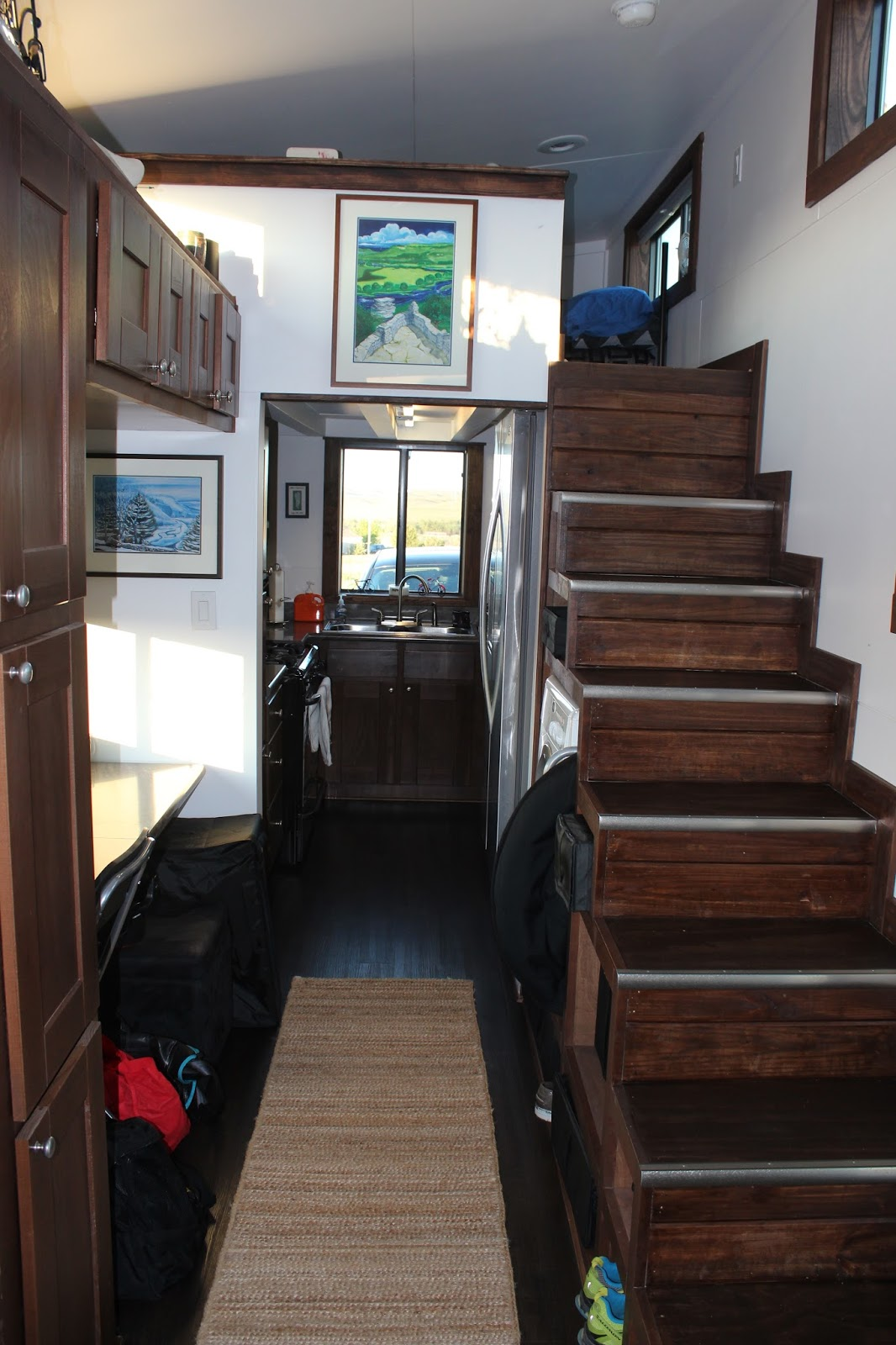 Tiny house town morrison tiny house 300 sq ft 300 sq foot house