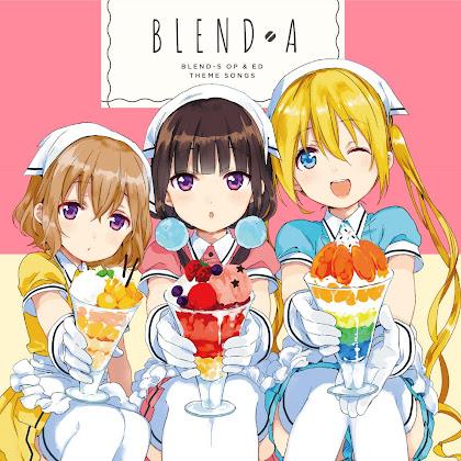 Blend A - Bon Appétit♡S「Lirik & Terjemahan」