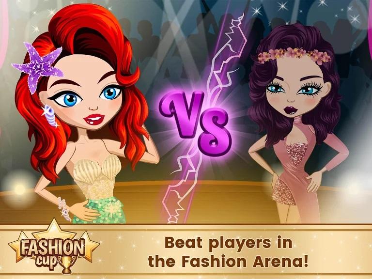 لعبة Fashion Cup