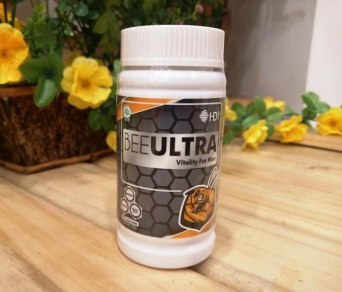 HDI Bee Ultra - Meningkatkan Vitalitas & Kesuburan untuk Pria
