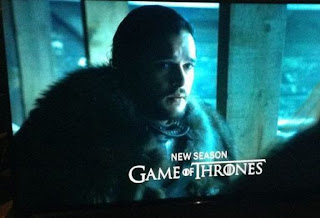 """Jon Snow em cena da sétima temporada de """"GoT"""" (Foto: Reprodução/HBO)"""