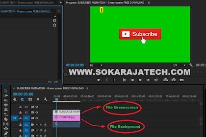 Cara Mudah Menghilangkan Green Screen di Adobe Premiere
