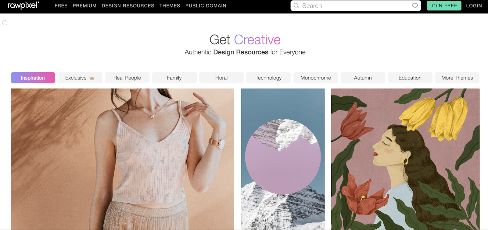 how to get no copyright image
