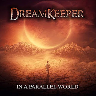 "Το τραγούδι των Dreamkeeper ""Allegiance Within"" από το album ""In a Parallel World"""