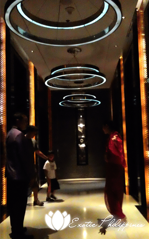 Radisson Blu Hotel Cebu Elevator