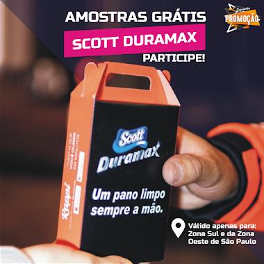 Amostras Grátis - A Rappi vai distribuir amostras de Scott Duramax