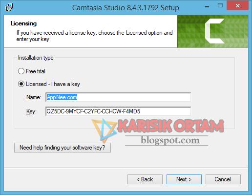 Camtasia Studio 2018.0.0 Crack + Keygen With Serial Key ...