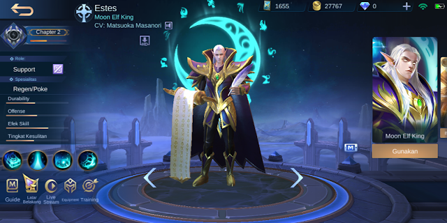 Hero Mobile Legends Paling Lemah di Late Game
