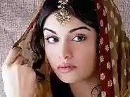 Beautiful women in country India