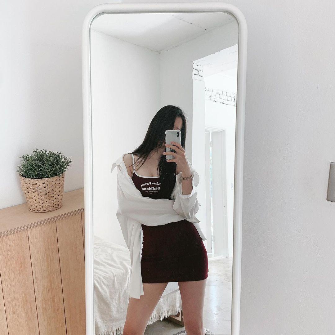 프듀 101 안유미 레깅스 몸매 - 꾸르