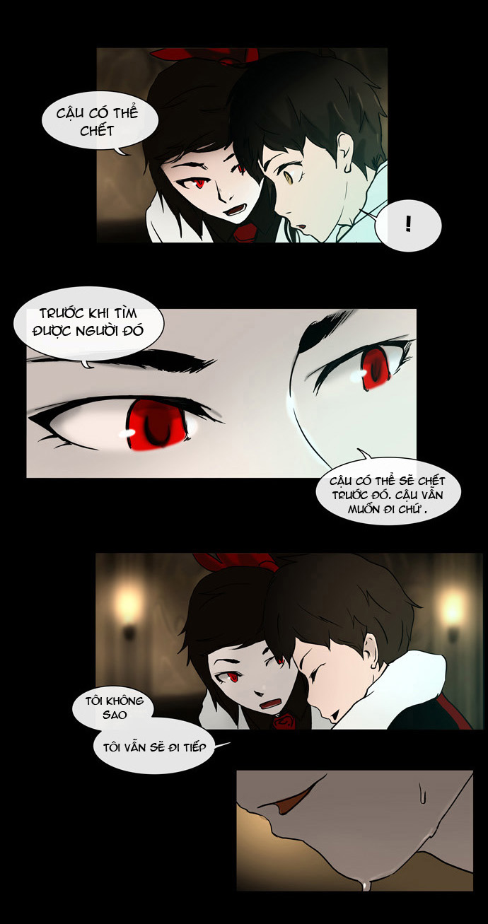 Tower of God chapter 2 trang 36