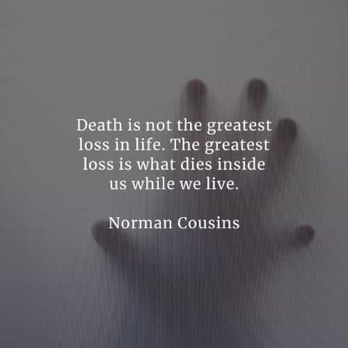 60 Life And Death Quotes That Will Positively Inspire You