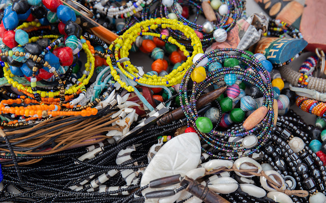 Vibrant Colours - Hout Bay Harbour African Art & Textiles - For Joseph Inns Image Copyright Vernon Chalmers