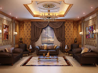 Moroccan Interior Design with Rich and Stunning Accent