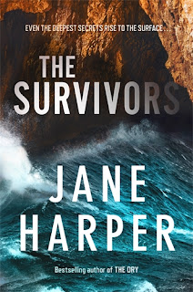 The Survivors by Jane Harper book cover