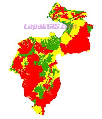 Tutorial Pembuatan Peta Kesesuaian Lahan Pertanian dengan ArcGIS