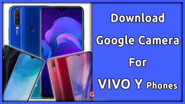 Bulkin V16 Gcam For Vivo Y11 Y12 Y12i Y15 Y17 Y19