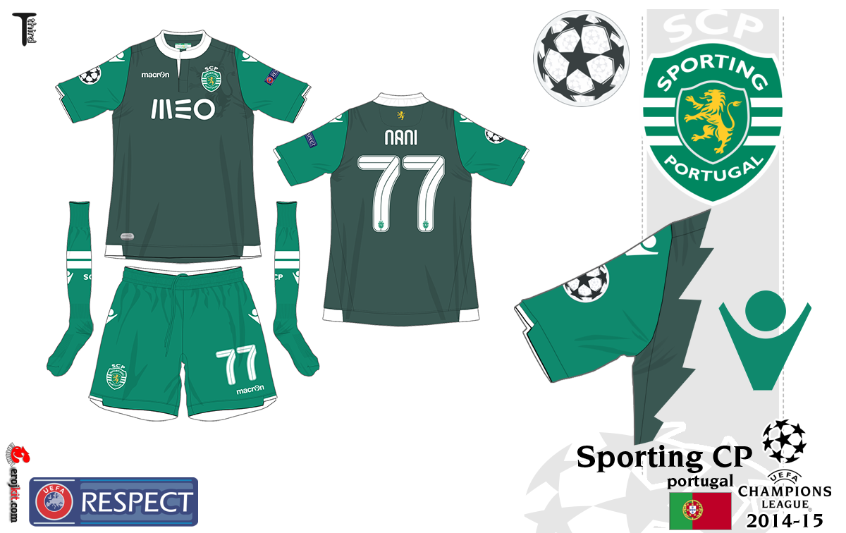 7cd603f6ce E o third Kit foi o que mais a equipe usou na Champions League