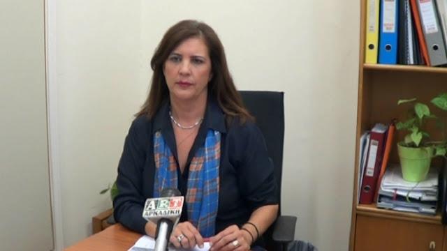 Κωνσταντίνα Νικολάκου: Απαράδεκτη η αντιδημοκρατική συμπεριφορά του «επαγγελματία προβοκάτορα
